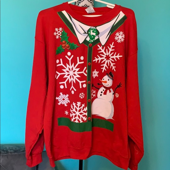 Jerzees Other - NO OFFERS Christmas Holiday Pullover Ugly Sweater